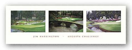 Augusta Challenge by Jim Harrington