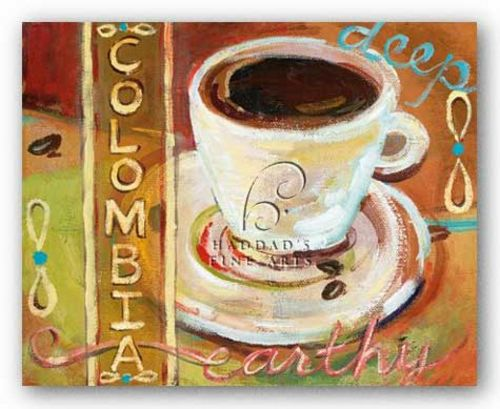 Columbia  by Emily Farish