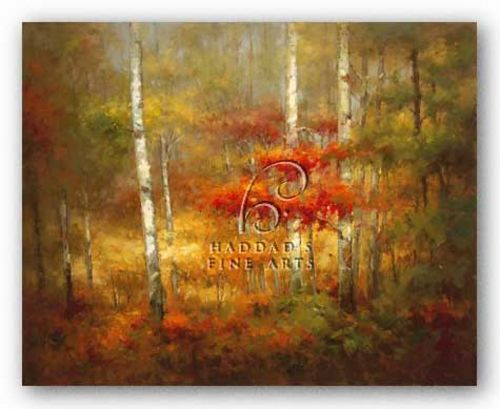 Change of Seasons II by David Lakewood