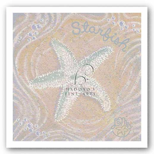 Starfish by Linda Mercier