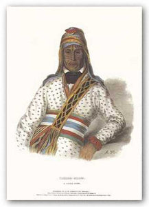 Yoholo-Micco, a Creek Chief by McKenney-Hall
