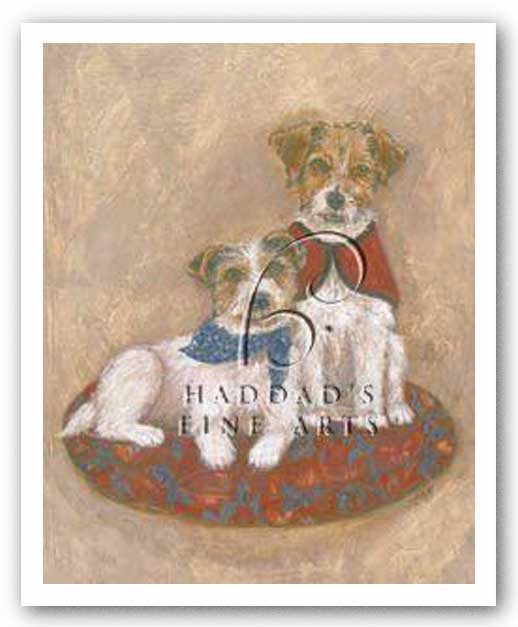Jack Russell by Carol Ican