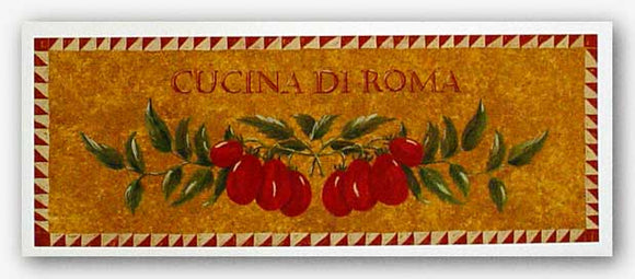 Cucina Di Roma by Gayle Bighouse