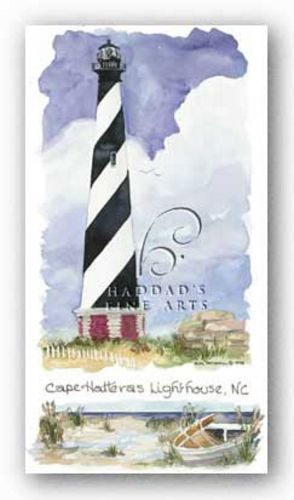 Cape Hatteras Lighthouse by Kim Attwooll