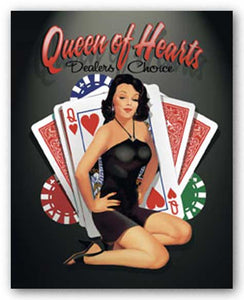 Queen of Hearts by Ralph Burch