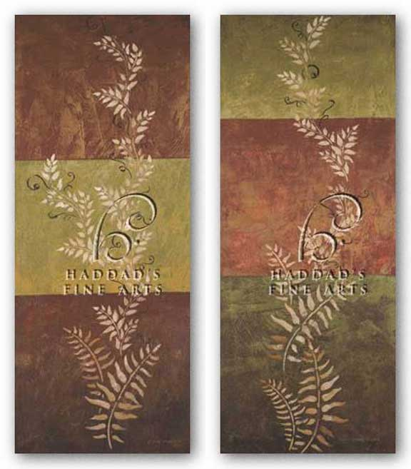Winding Ferns Set by Jodi Reeb-Myers