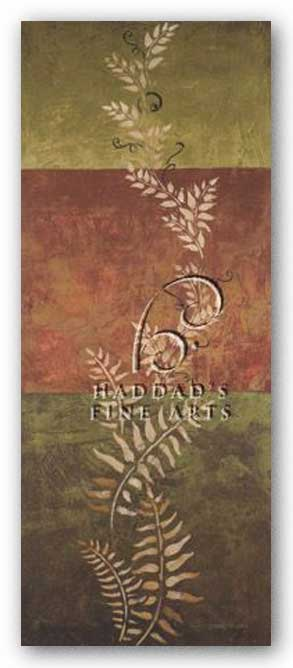 Winding Ferns II by Jodi Reeb-Myers