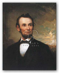 Abraham Lincoln by George Henry Story