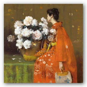 Spring Flowers by William Merritt Chase