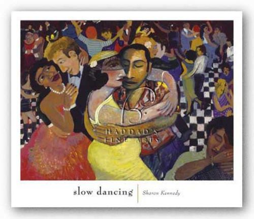 Slow Dancing by Sharon Kennedy