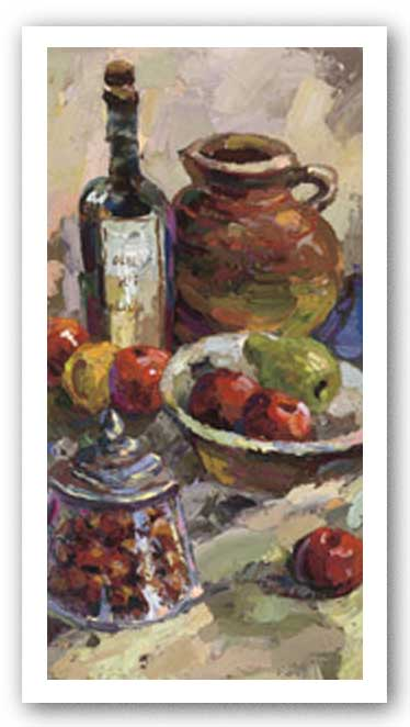 Apples and Pomegranates by Blackburn