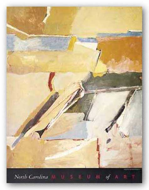 Berkeley No. 8 by Richard Diebenkorn