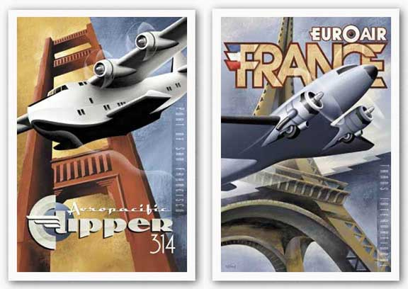 Euroair France-Clipper 314 Set by Michael Kungl