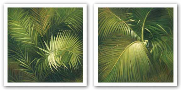 Tropical Seclusion and Tradewind Breeze Set by Verdi