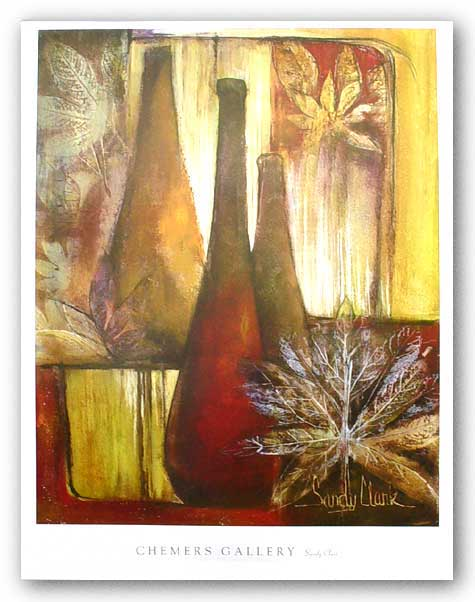 Exotic Elements I by Sandy Clark