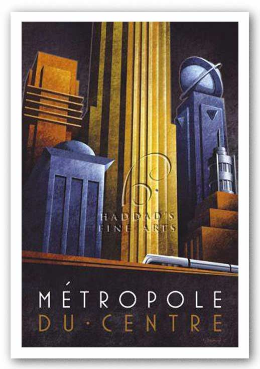 Metropole Du Centre by Michael Kungl