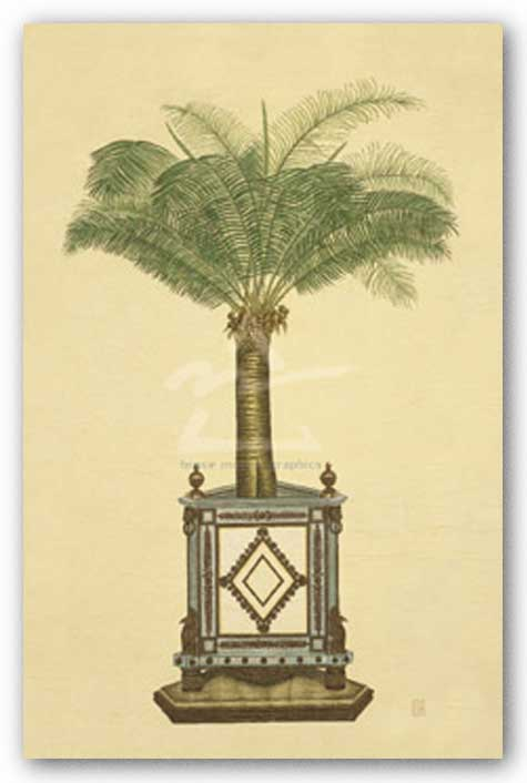 Palm Tree II by Mehment and Dimonah Iksel