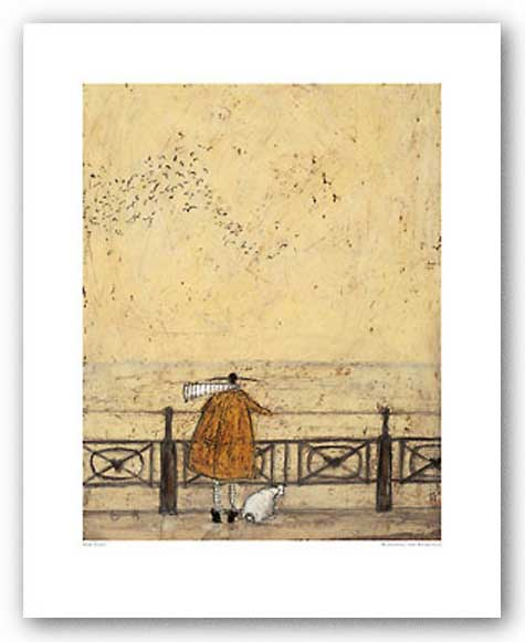 Watching The Starlings by Sam Toft