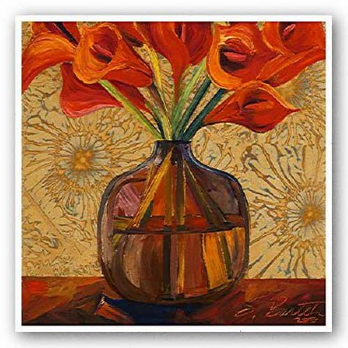 Orange Lilies by Shelly Bartek