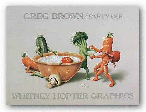 Party Dip by Greg Brown