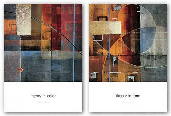 Theory in Form and Color Set by Darian Chase