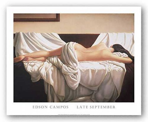 Late September by Edson Campos