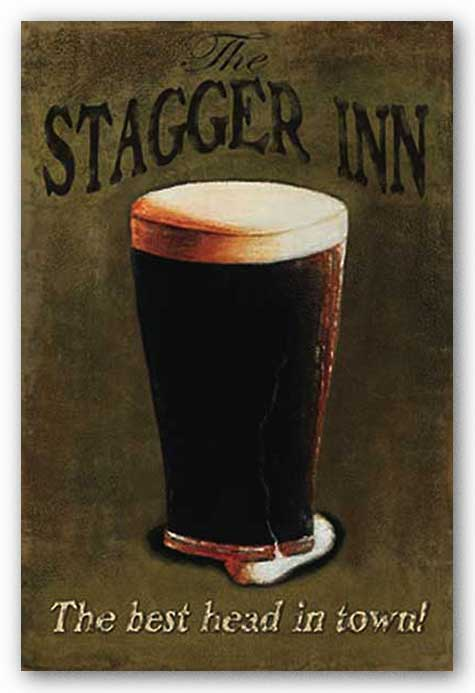 The Stagger Inn - The best head in town by Downs