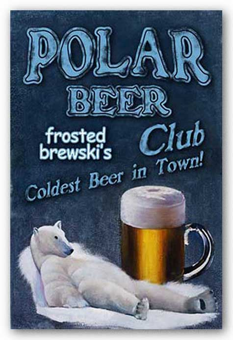 Polar Beer Club - Coldest Beer in Town by Downs