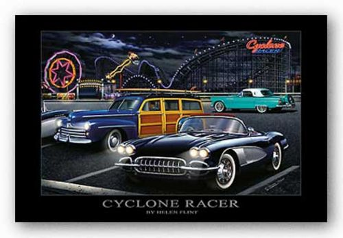 Cyclone Racer by Helen Flint