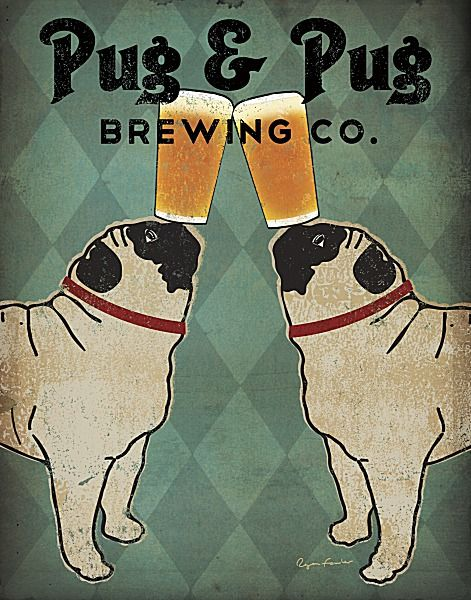 Pug and Pug Brewing Co. by Ryan Fowler