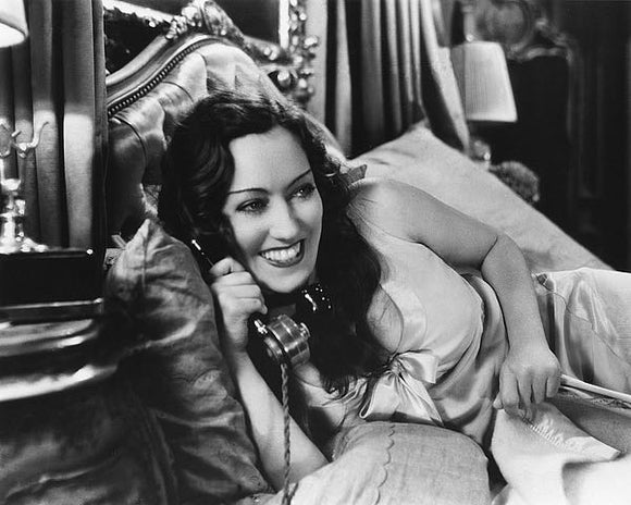 Gloria Swanson, 1931, 'Tonight or Never' by Hollywood Historic Photos