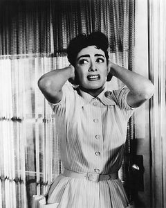 Joan Crawford, 1956, 'Autumn Leaves' by Hollywood Historic Photos