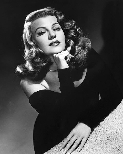 Rita Hayworth, 1946, 'Gilda' by Hollywood Historic Photos