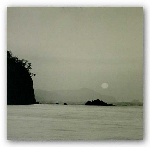 Sunset, Oki Island, Japan 2004 by Rolfe Horn