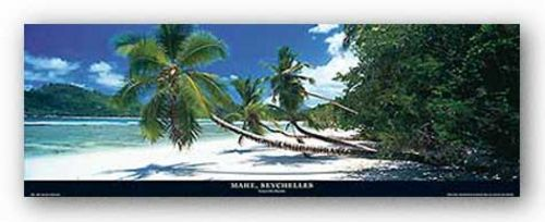 Mahe, Seychelles by Granville Harris