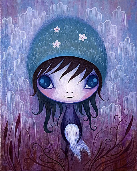 Big Furry Fuzzy Thing by Jeremiah Ketner