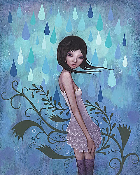 Morning Showers by Jeremiah Ketner