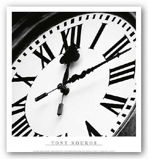 Pieces of Time II by Tony Koukos