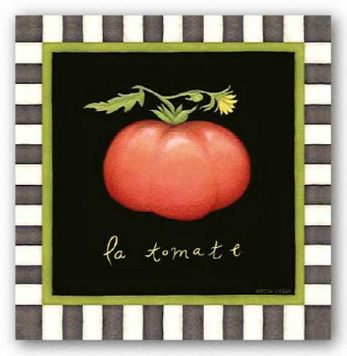 La Tomate by Beth Logan