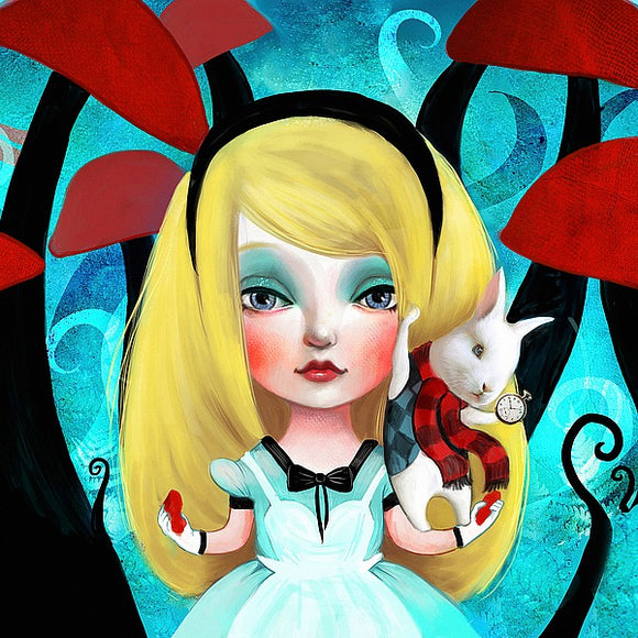 Alice by Meluseena