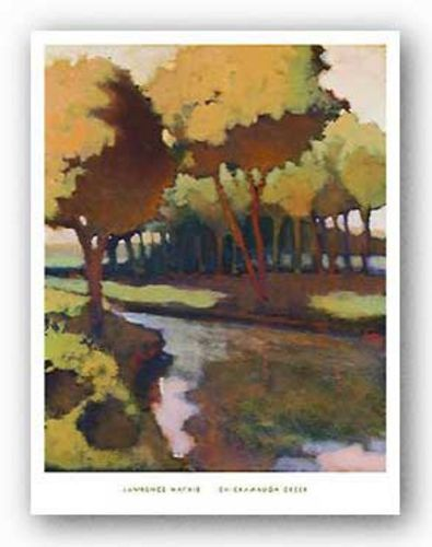 Chickamauga Creek by Lawrence Mathis