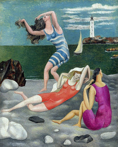 The Bathers, 1918 (Las Banistas) by Pablo Picasso