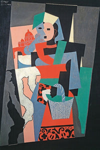 L'italienne by Pablo Picasso