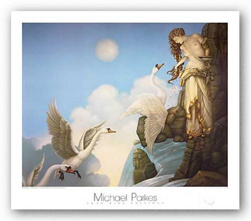The Source by Michael Parkes