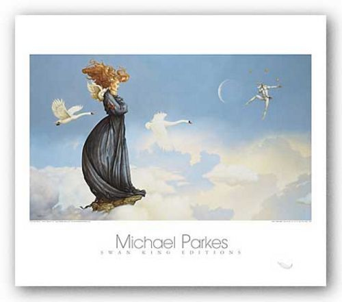 Circus Memories by Michael Parkes