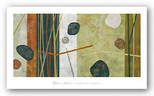 Sticks and Stones III by Glenys Porter