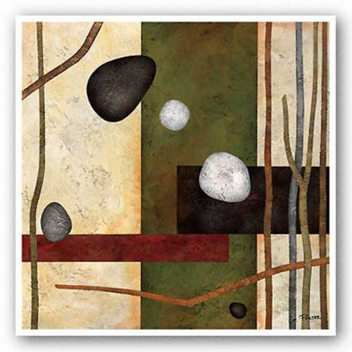 Sticks and Stones VIII by Glenys Porter