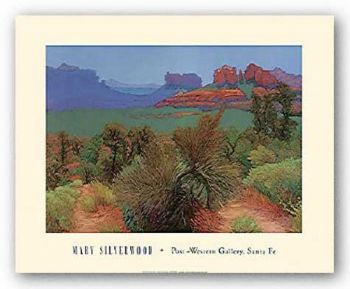 High Desert by Mary Silverwood