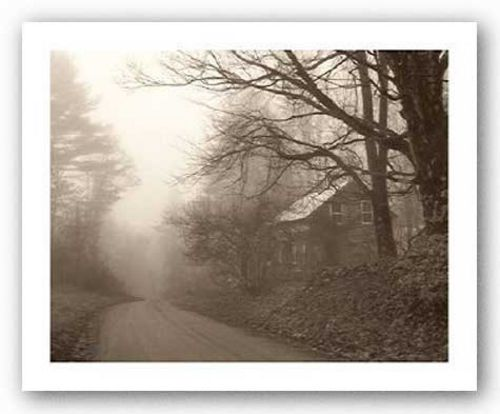 Parish Hill Road by Christine Triebert