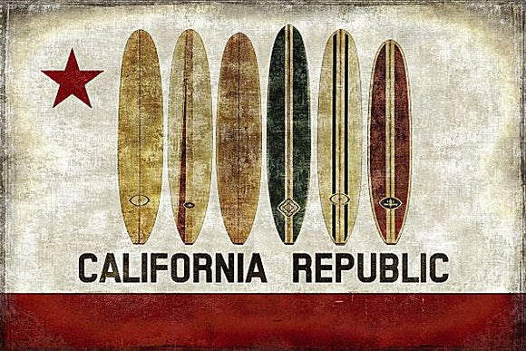Surf Republic (California) by Luke Wilson